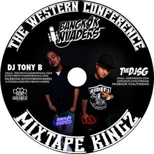 DJ Tony B & DJ SG - Mixtape Kingz [DJ SG Side]