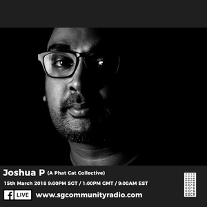 SGCR Radio Show #45 - 15.03.2018 Episode Part 2 ft. Joshua P (A Phat Cat Collective)