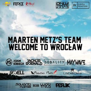 Maarten Metz & Shell - Before 'Welcome To Wroclaw' [ONLY TRANCE RADIO]
