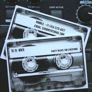 Back to the 70's retro minimix Top 40 Vol 16 (List Dutch Top 40 summer 1979) by DJ R-BMX