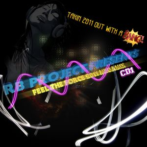 RBPROJECT  - FEEL THE FORCE 2011 MEGAMIX CD1