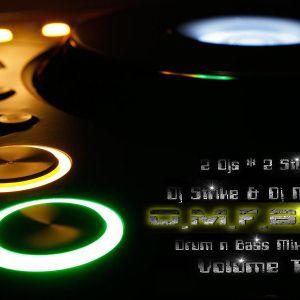 O.M.F.BASS Volume 2 Dj Strike & Dj Marky-C