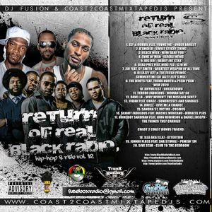 Return of Real Black Radio Vol. 12