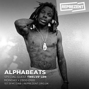 AlphaBeats with Twelve' Len and Big Hank   26th June 2017