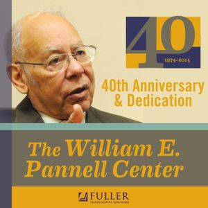 """Dr. Reggie Williams - """"Pannell, Fuller, and the African American Student"""""""