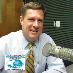 Monday Night Talk 4-25-2016 featuring State Representative Geoff Diehl
