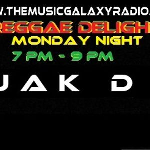 THE REGGAE DELIGHT COVER RADIO SHOW with JAK D 150517