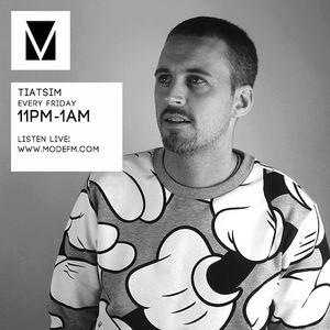 25/03/2016 - Tiatsim - Mode FM (Podcast)