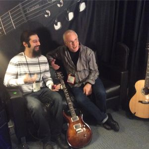 NAMM 2016 - Paul Reed Smith