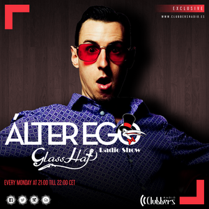 ÁLTER EGO by Glass Hat #023 for CLUBBERS RADIO
