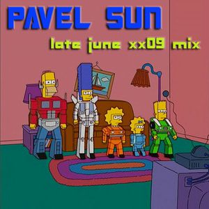 pavel sun late june xx09 mix