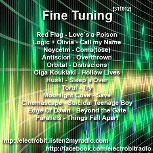 Fine Tuning31oct2012
