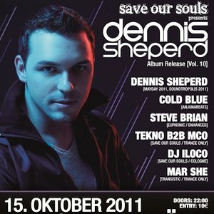 live @ Save Our Souls 10, Cologne (15./16.10.11)