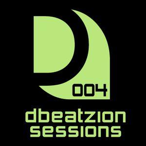 Dbeatzion Sessions 004 - Guest Mix: Darko De Jan [July, 2012]
