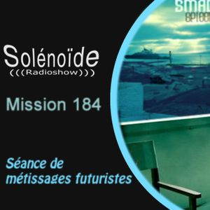 Solénoïde - Mission 184 avec Smadj, Burnt Friedman, Dave Douglas et Astrïd