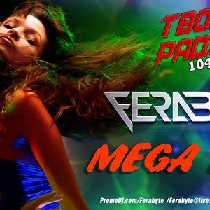DANCE MEGAMIX #4 ИЮЛЬ FERABYTE