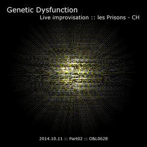 Live improvisation at les Prisons - CH - 2014.10.11 - Part02