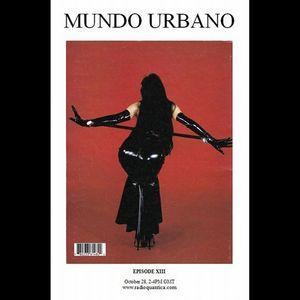 Mundo Urbano #13 (28/10/2016)