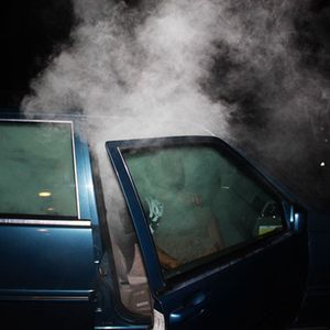 Just Tryin' To Hotbox!