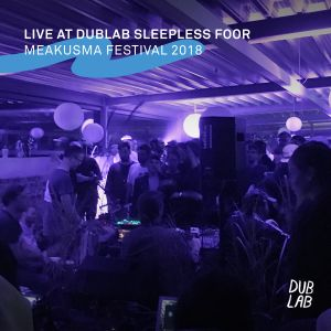 Montel Palmer (Live) at dublab Sleepless Floor (Meakusma Festival 2018)