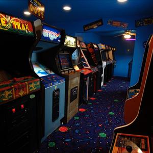 Gaming Grotto: Arcades