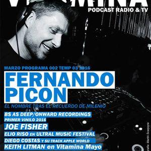 Vitamina Temp 03 Cap 002   Fernando Picón