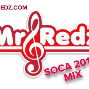 MrRedz.com Soca 2016 Mix