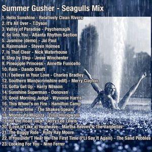 Summer Gusher