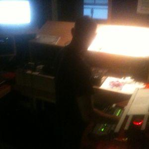KFMP -Across the board -Johnny luv & hutch  15/08/2012