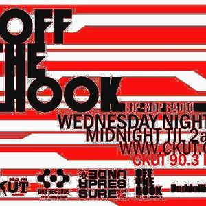 """The B-side second song set"" - Live on Off the Hook Radio"