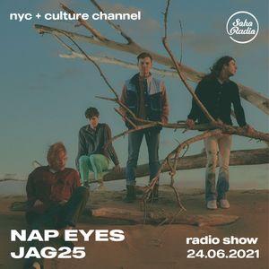 Nap Eyes (Jagjaguwar Takeover) (24/06/2021)