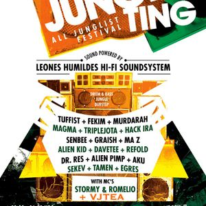 Jungle Ting Festival - 29/03/2013 - 10/14 - MAGMA