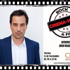 36x06 Entrevista a Diego Velazquez (La Larga Noche de Francisco Sanctis)
