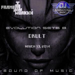 Dkult - FRAME WORKXX EVOLUTION SETS 8: MARCH 13, 2014