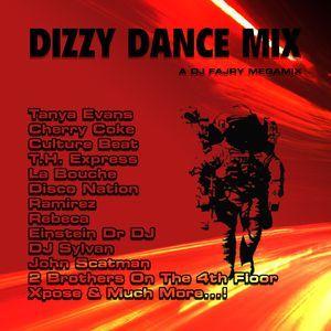 DIZZY DANCE MIX BY DJ FAJRY 2017
