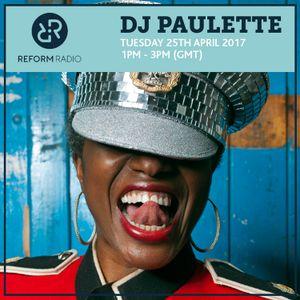 DJ Paulette 25th April 2017