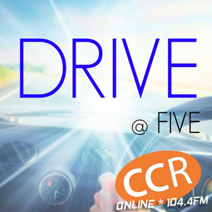 Drive at Five - @CCRDrive - 11/08/17 - Chelmsford Community Radio