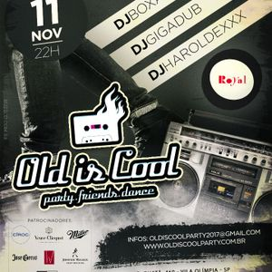 OLD IS COOL IS COMING VOL. 15 BY DJ BOXA 2017