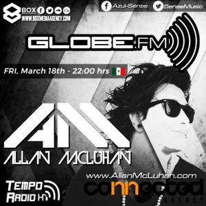 Azul Sense – Globe FM 004 [Allan Mcluhan Guest Mix]