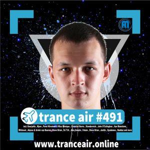 Alex NEGNIY - Trance Air #491 [Progressive special]