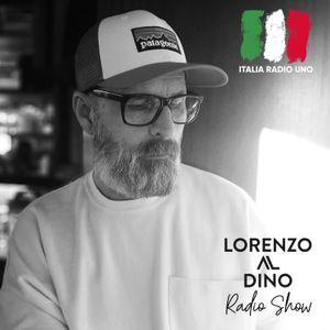 RADIO SHOW #01 // www.ItaliaRadio1.com by Lorenzo al Dino