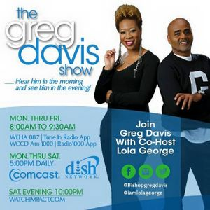 Greg Davis Radio Show April 20th