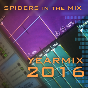 DJ John Spider presents Spiders in the Mix Yearmix 2016