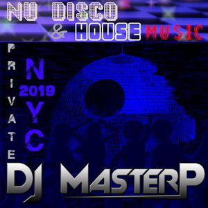 DJMP NU-DISCO & House Music Private NYC (Live Private set Feb2019)