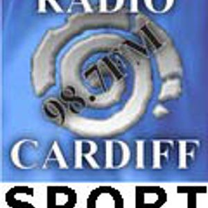 The Radio Cardiff Sports Show - 26th October 2010
