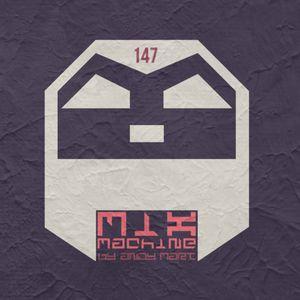 Andy Mart - Mix Machine@DI.FM 147