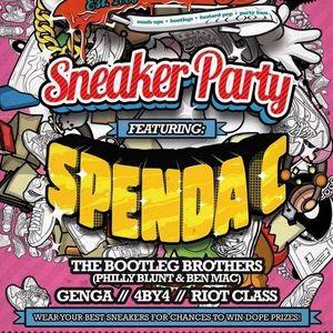 Genga - Bootleg Sneaker Party Promo Mixtape