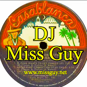 DJ Miss Guy's Sensuous Black Mix