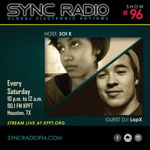 Sync Radio EP 96