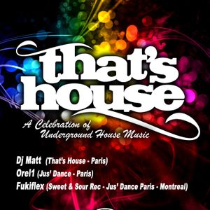 VA - HIMH Special That's House